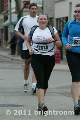 Girl Can Do WI Half Marathon (brightroom photography)